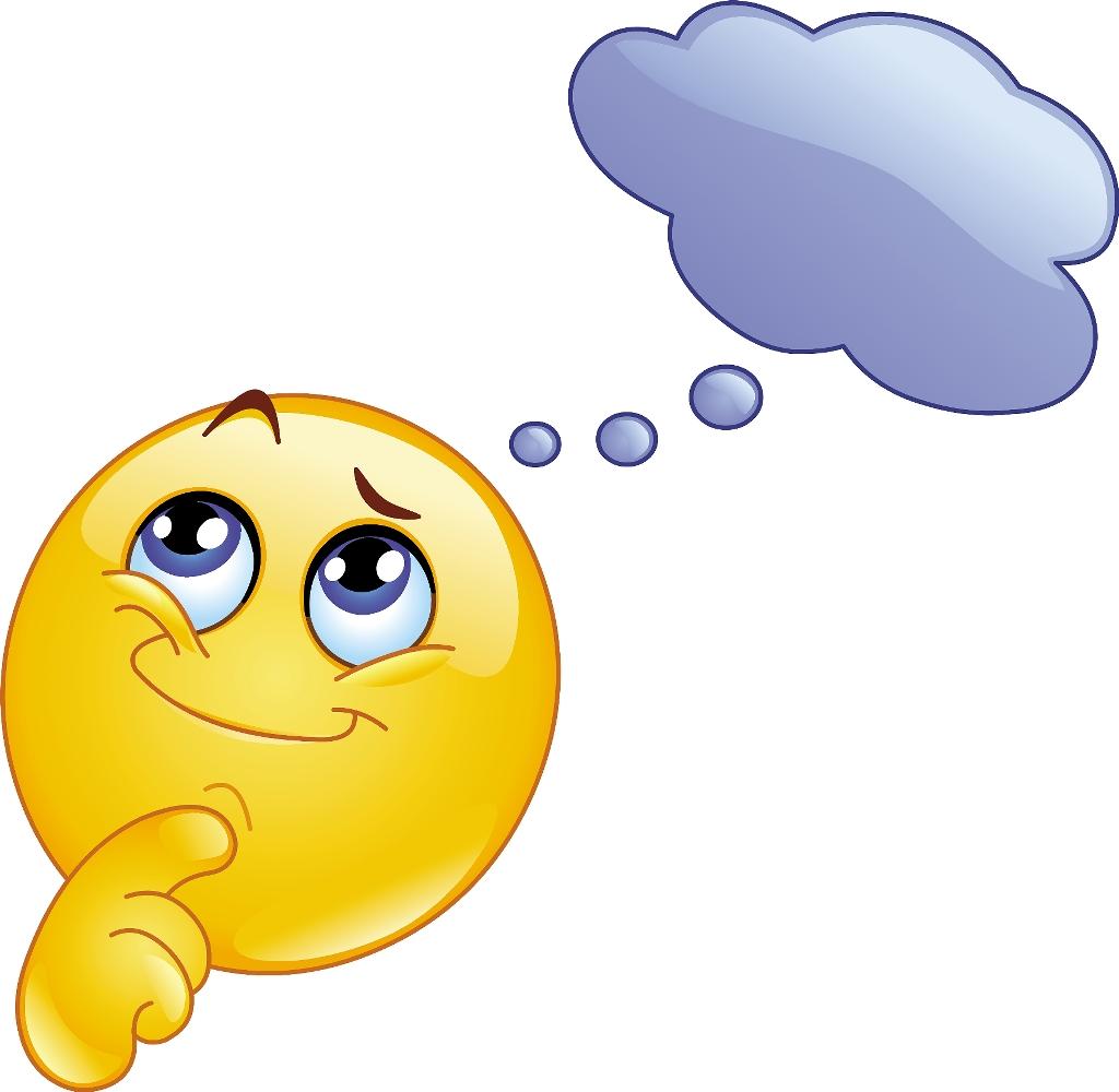 thinking man emoji