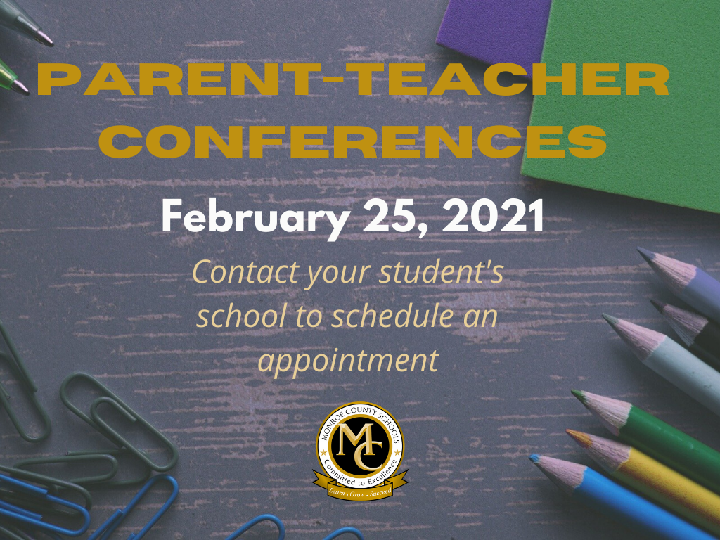 Parent Teacher Conference Day February 2021