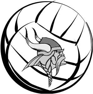 JV Volleyball logo