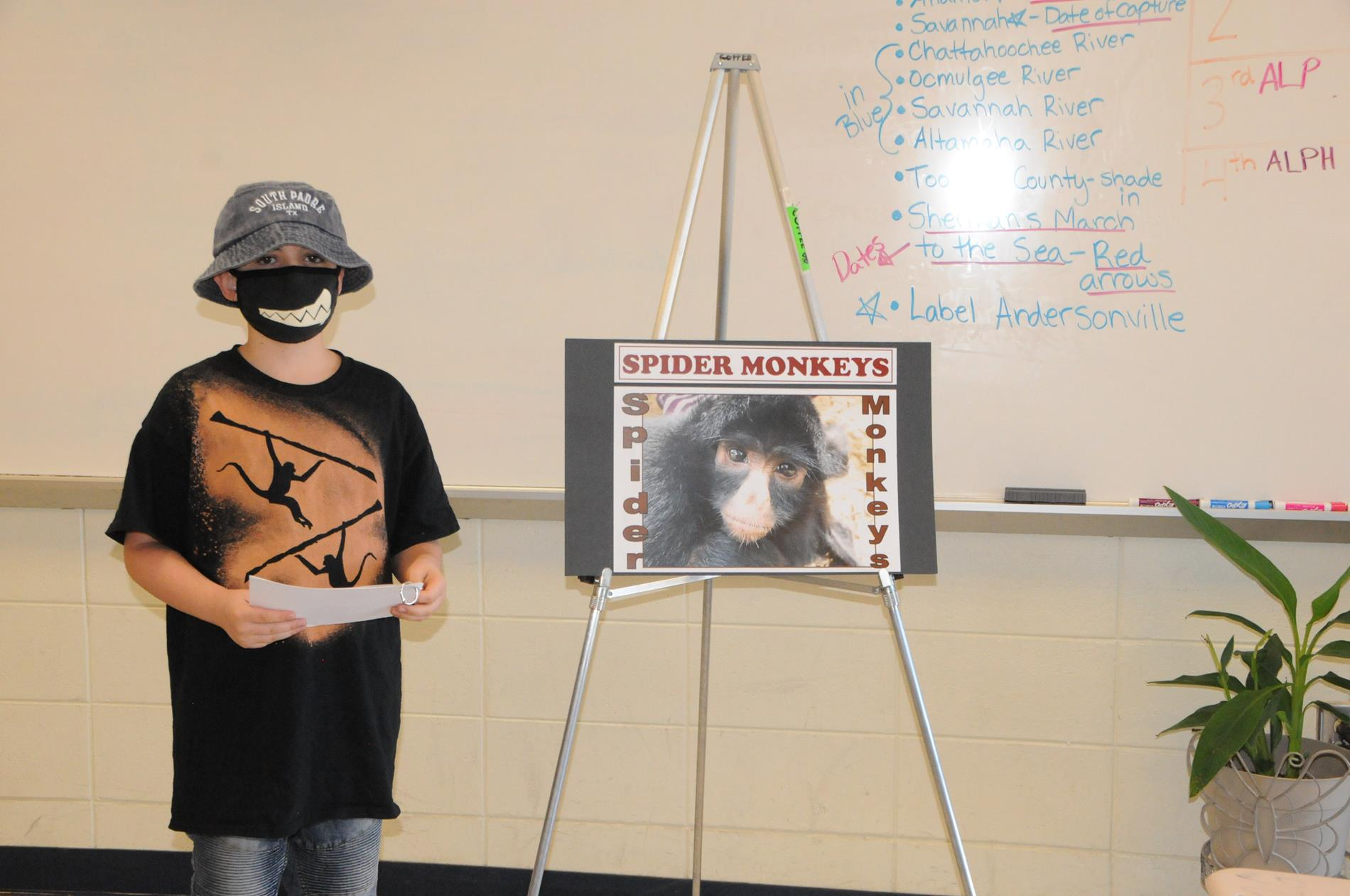 DPA projects at Satilla Elementary