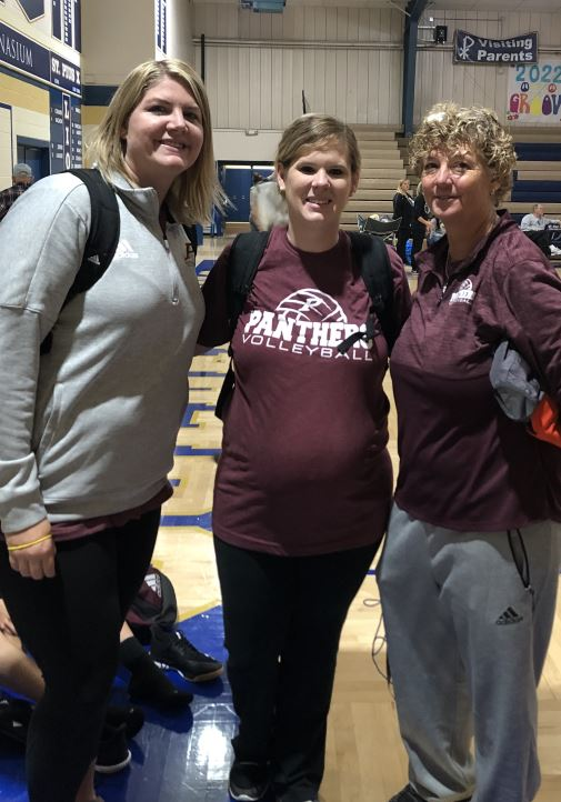 2019 PHS Volleyball Coaches