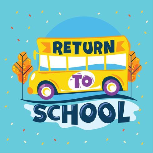 Return to School Form