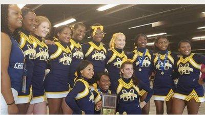 UCA Cheer Camp Game Day Championship
