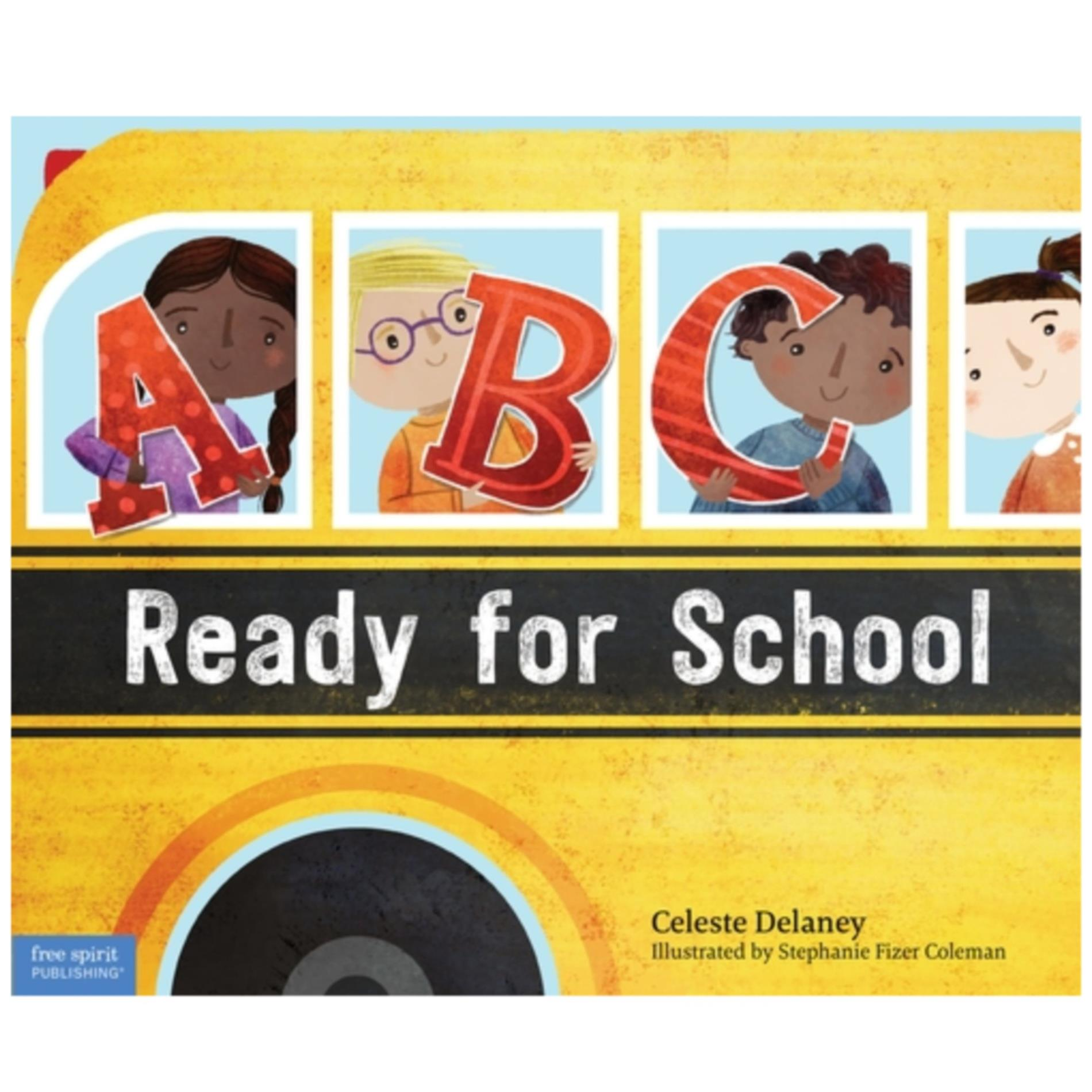 ABC Ready for School Book Image