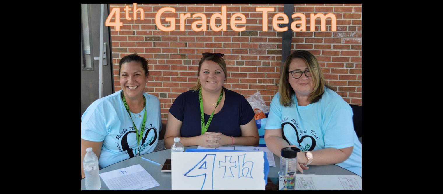 Ms. Golden, Ms. Irwin, Ms. Turner, Mr. Busch