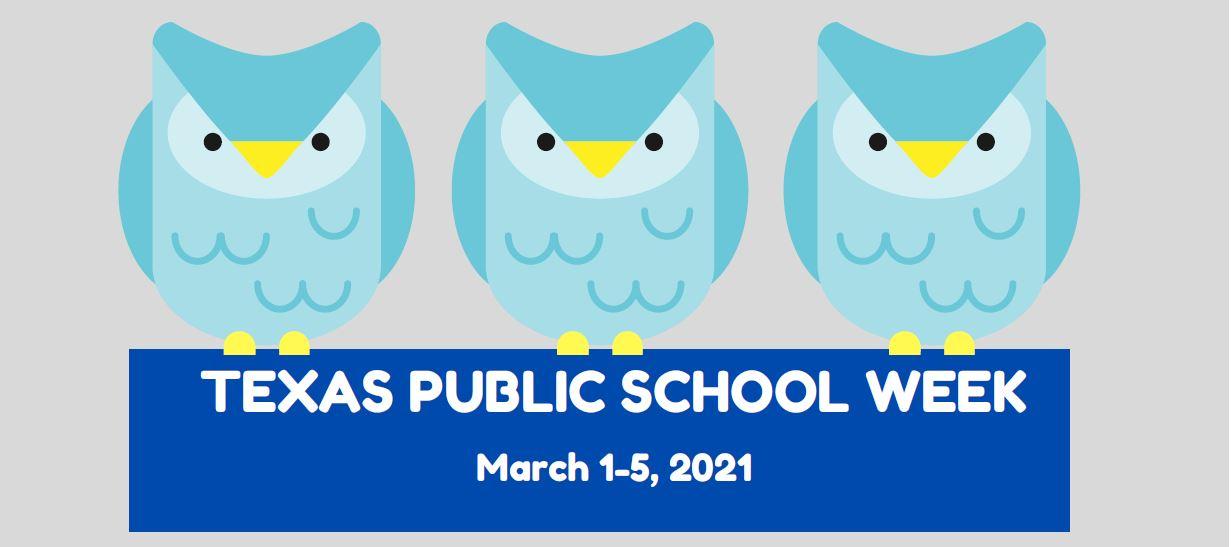 Texas Public School Week