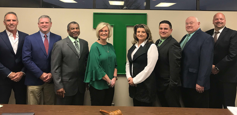 School Board Members-Tatum ISD
