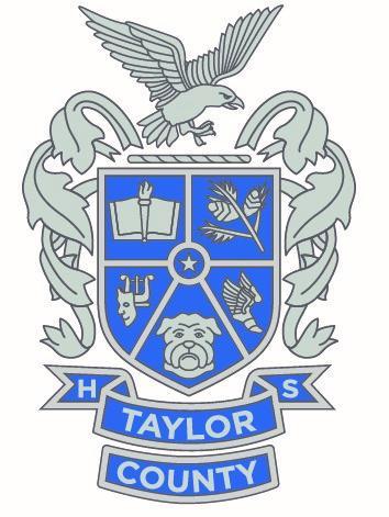 Taylor County High School Crest