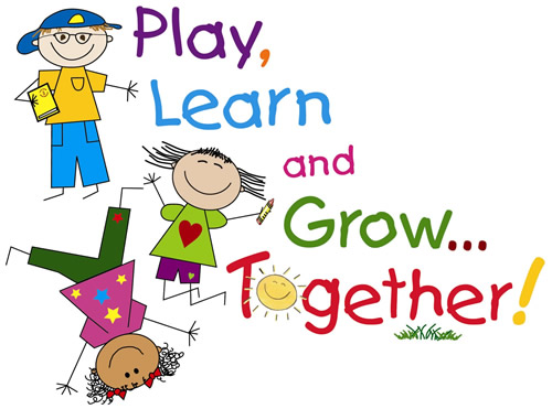 Play, Learn and Grow... Together! Image