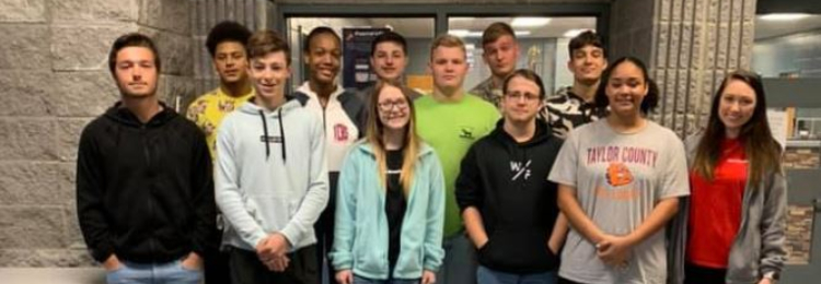 TCHS Students of the Week