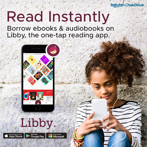 Read books instantly online with the Libby App