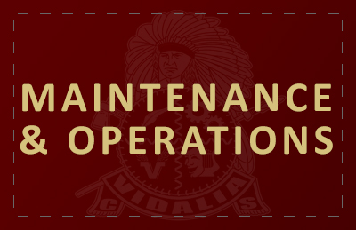 Maintenance and Operations