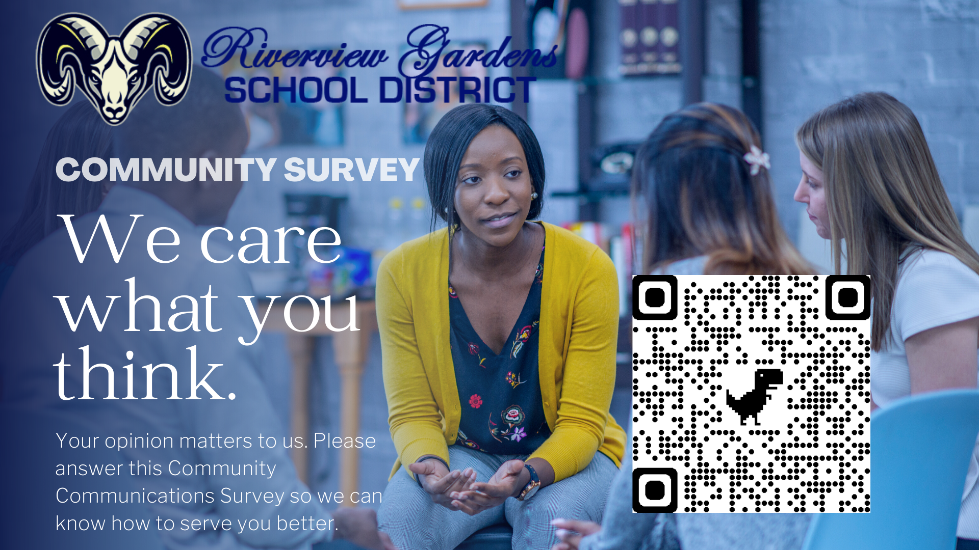 Communications Survey for Community (Non Parents)