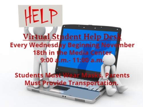 Virtual Help Desk