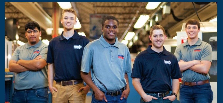 Apprenticeship Randolph students