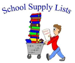 News, supply lists