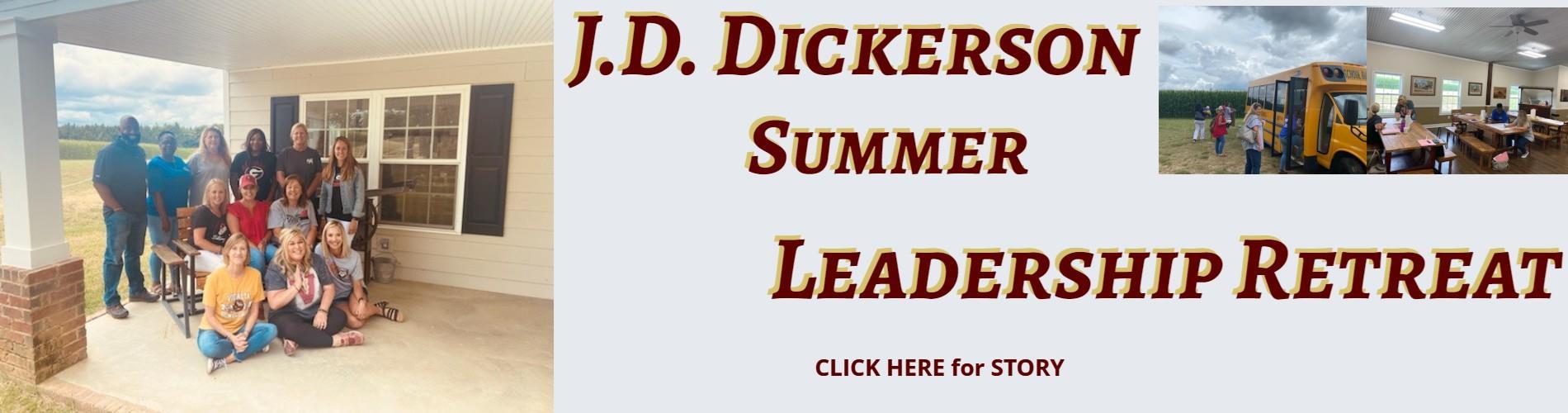 JDD Leadership Retreat