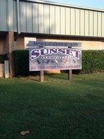 School front sign