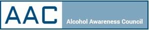Alcohol Awareness Council Banner Image