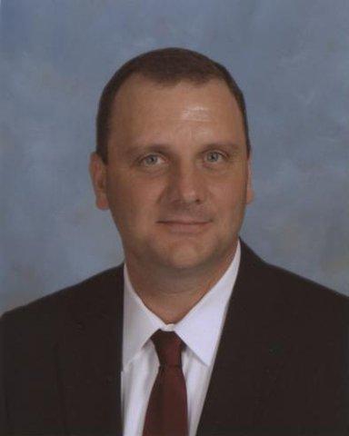 Principal Andy Orr