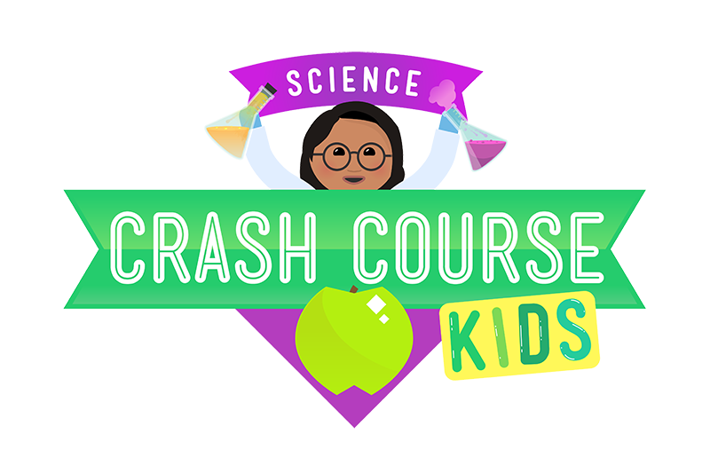 Crash Course Kids logo with website link