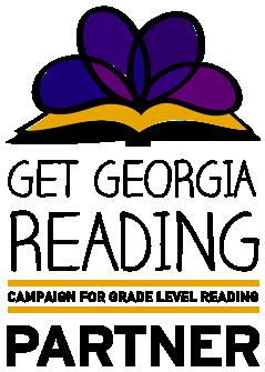 Get Georgia Reading Partner logo and link