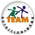 Team Nutrition Logo