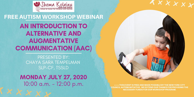 An Introduction to Alternative and Augmentative Communication (AAC)