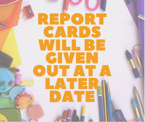 No Report Cards