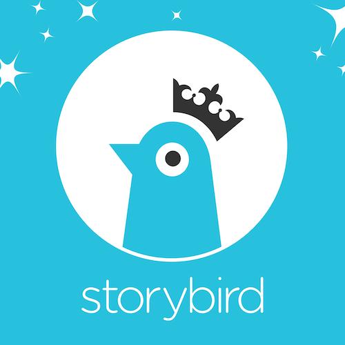 Storybird Button