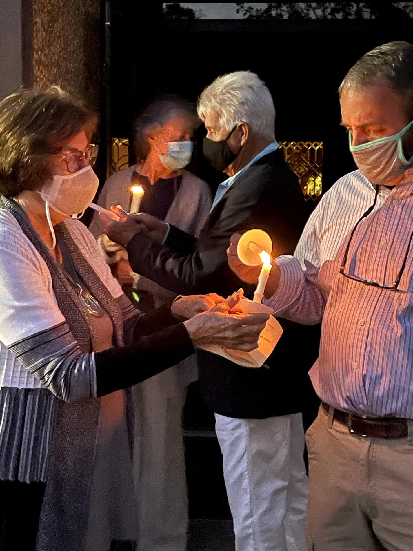 Sharing the Light of Christ