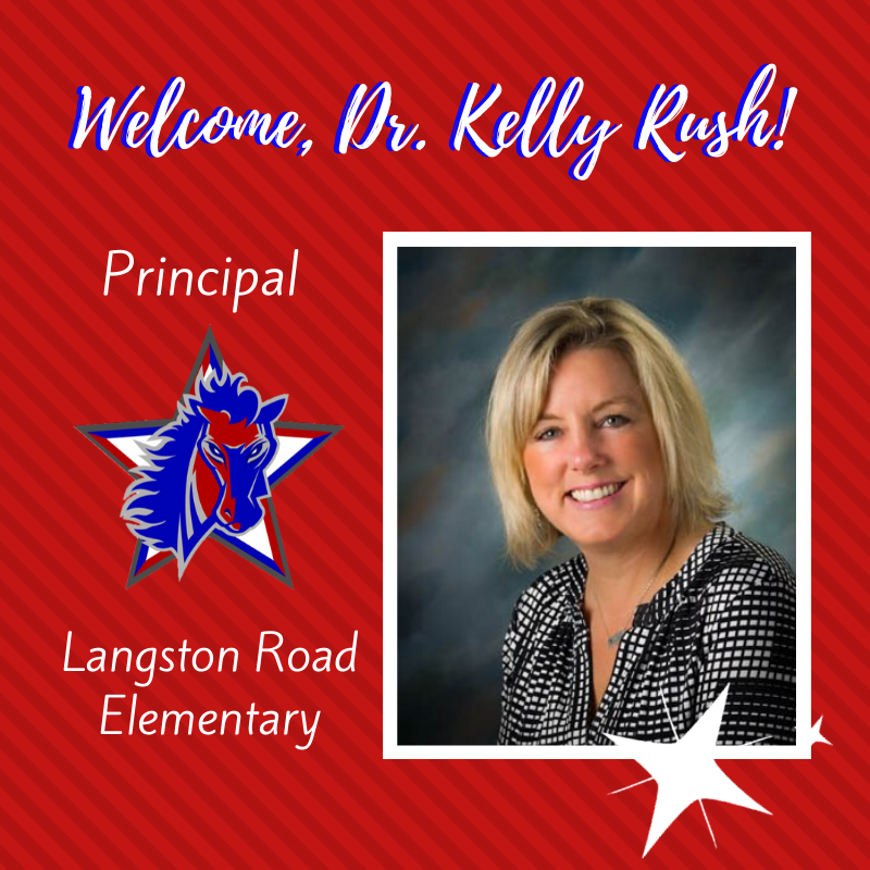 Kelly Rush, New LRES Principal