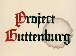 link to Project Gutenberg copyright free ebook catalog website