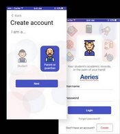 Aeries Mobile App Logo