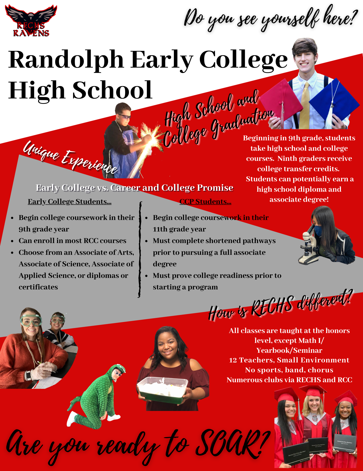RECHS info sessions