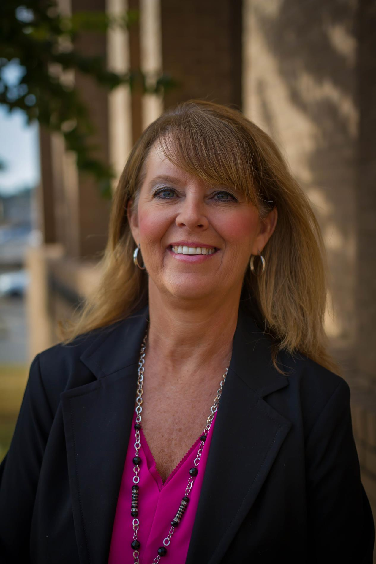 Gina Schrimsher, Secretary to Executive Director of Human Resources