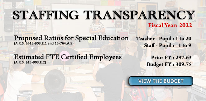 FY2022 Transparency: Staffing