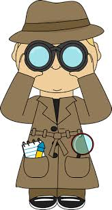Every Lesson Requires For All Of Us To Become Detectives