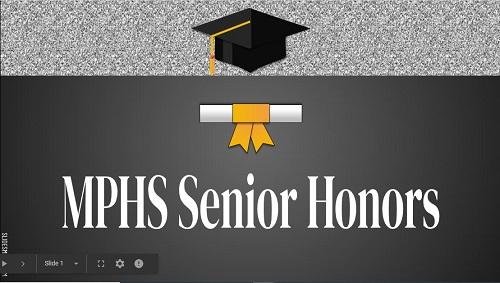 Senior Honors