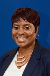 Chaketa Riddle, Assistant Superintendent of Student Support Services