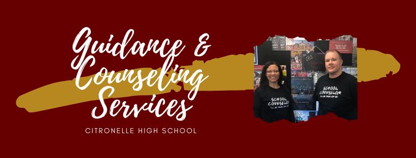 CHS School Counselors