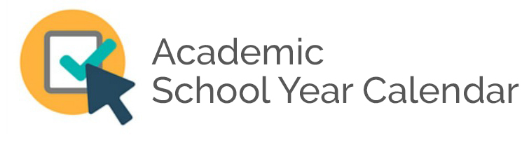 Academic School Year Calendar