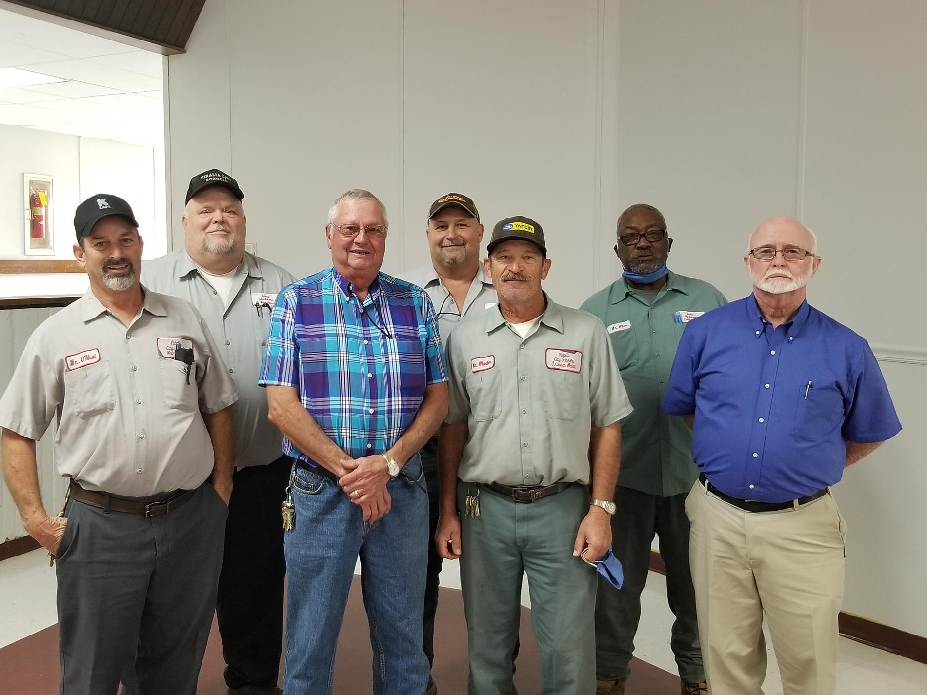 Maintenance Crew Pic