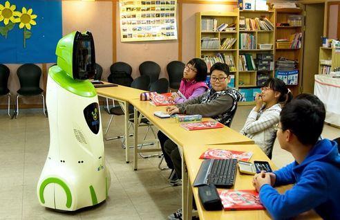 Futuristic School