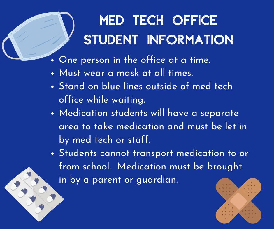 med tech student information