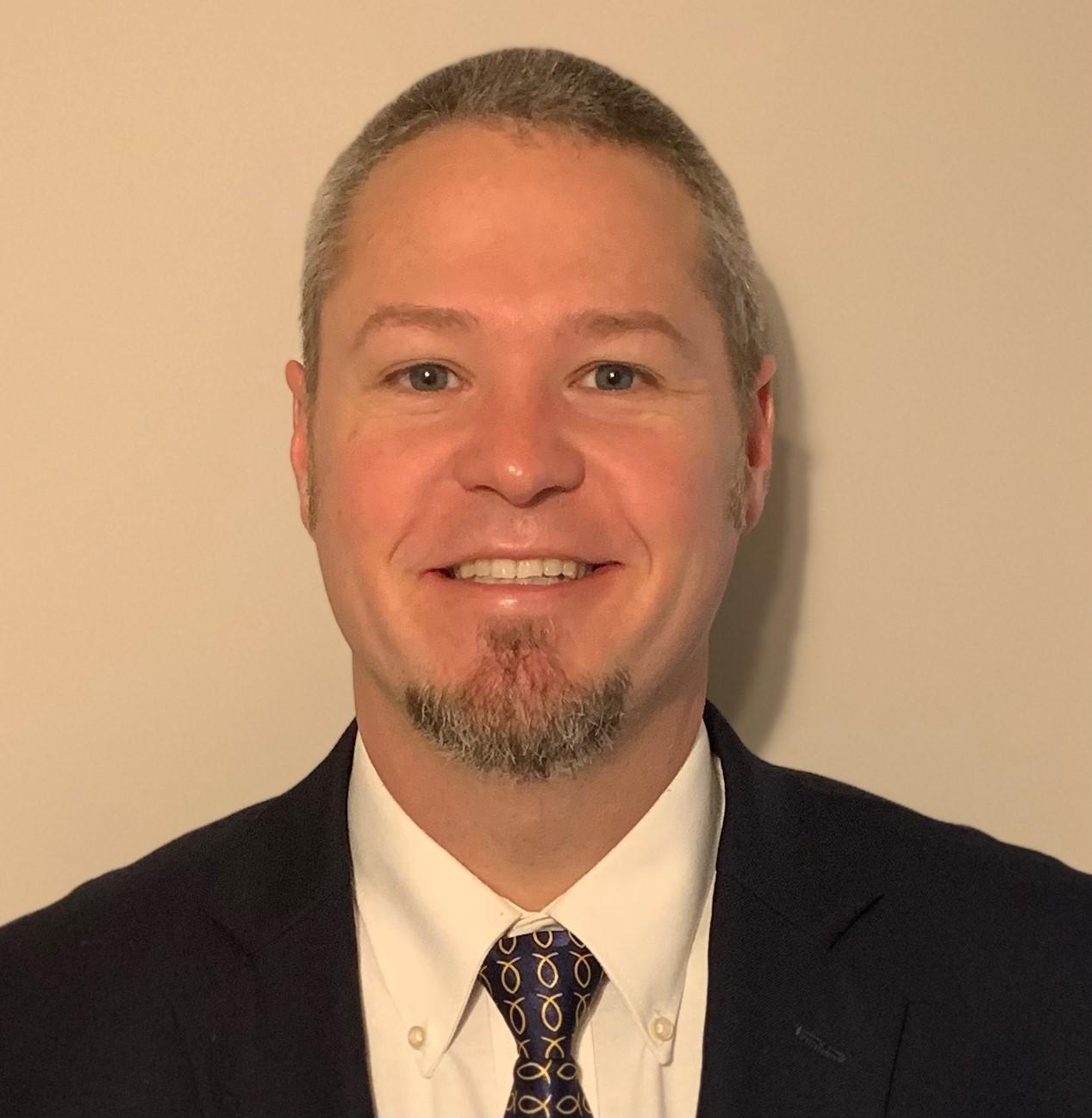 Mr. Brian Goins, JMS Principal