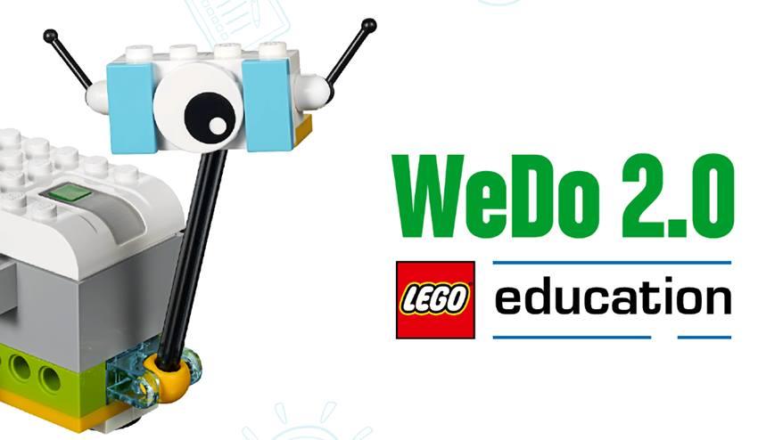 WeDo Lego Robotics Camp