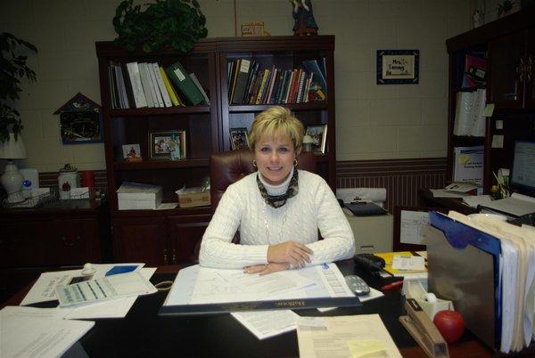 Tammy Boles, SCES Principal