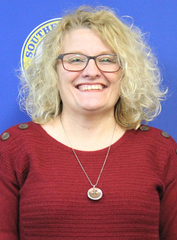 Mrs. Exline, School Board Member
