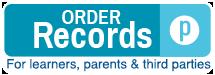 link to order transcript online